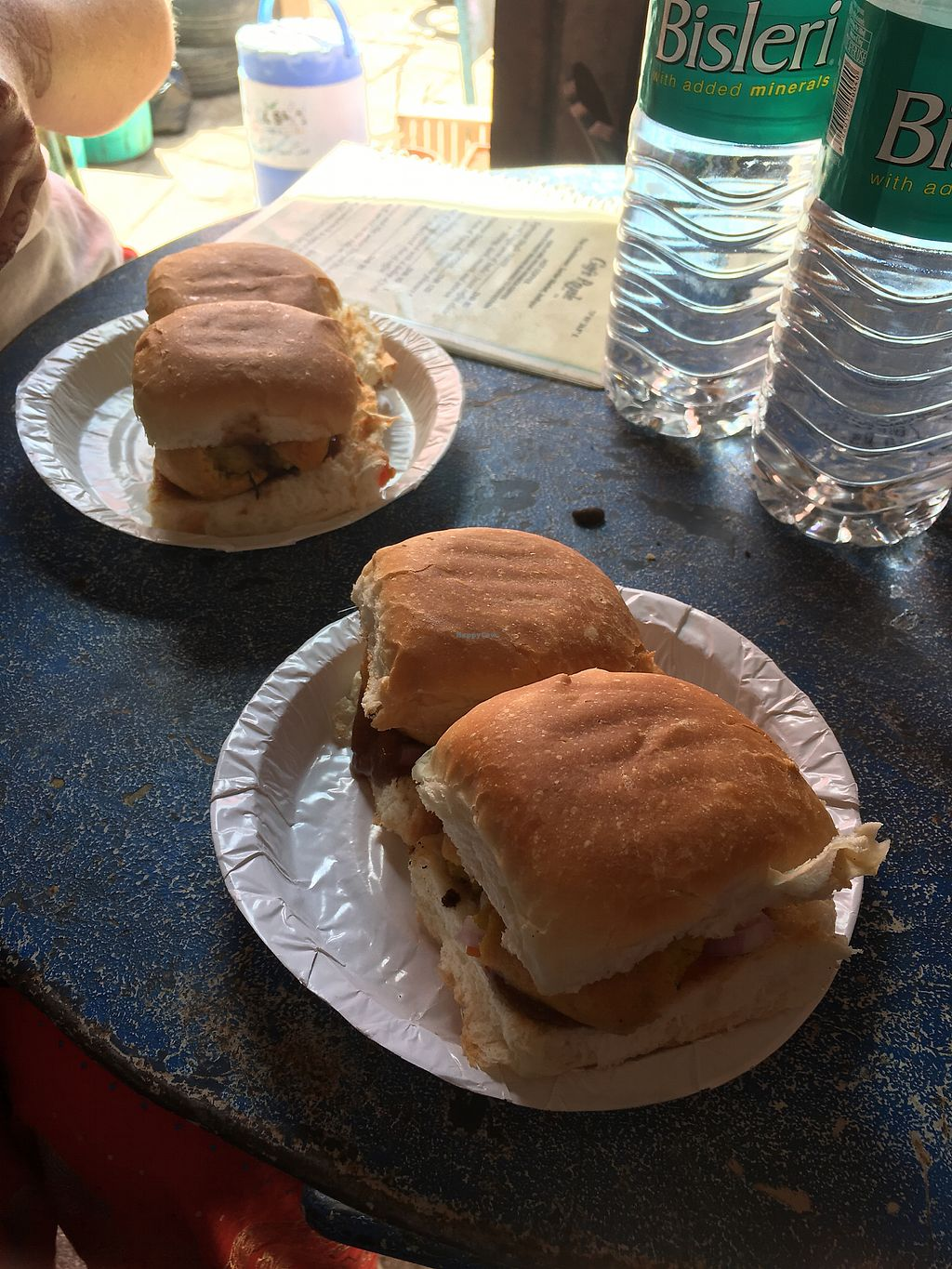 """Photo of Cafe Royale at Clock Tower  by <a href=""""/members/profile/CamilaSilvaL"""">CamilaSilvaL</a> <br/>Vada pav <br/> March 6, 2018  - <a href='/contact/abuse/image/108292/367429'>Report</a>"""