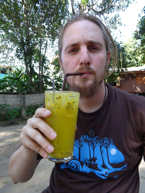 "Photo of Waengbun Lampang  by <a href=""/members/profile/Darina"">Darina</a> <br/>fat vegan drinking good passion fruit shake :) <br/> January 20, 2018  - <a href='/contact/abuse/image/108296/348746'>Report</a>"