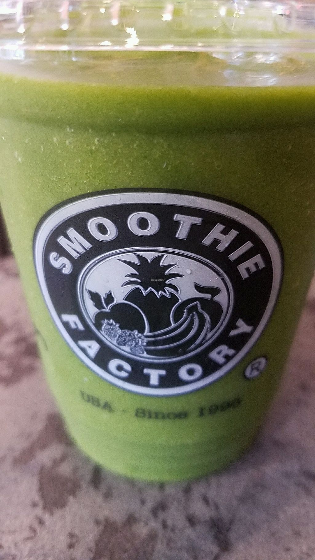 """Photo of Smoothie Factory  by <a href=""""/members/profile/eric"""">eric</a> <br/>island greens <br/> January 4, 2018  - <a href='/contact/abuse/image/108306/342872'>Report</a>"""