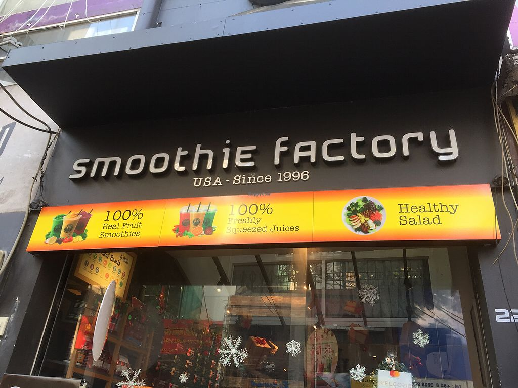 """Photo of Smoothie Factory  by <a href=""""/members/profile/SusanRoberts"""">SusanRoberts</a> <br/>Exterior <br/> January 5, 2018  - <a href='/contact/abuse/image/108306/343139'>Report</a>"""