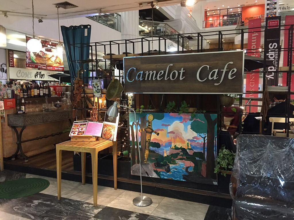 """Photo of Camelot Cafe  by <a href=""""/members/profile/SusanRoberts"""">SusanRoberts</a> <br/>Exterior <br/> January 27, 2018  - <a href='/contact/abuse/image/108416/351410'>Report</a>"""