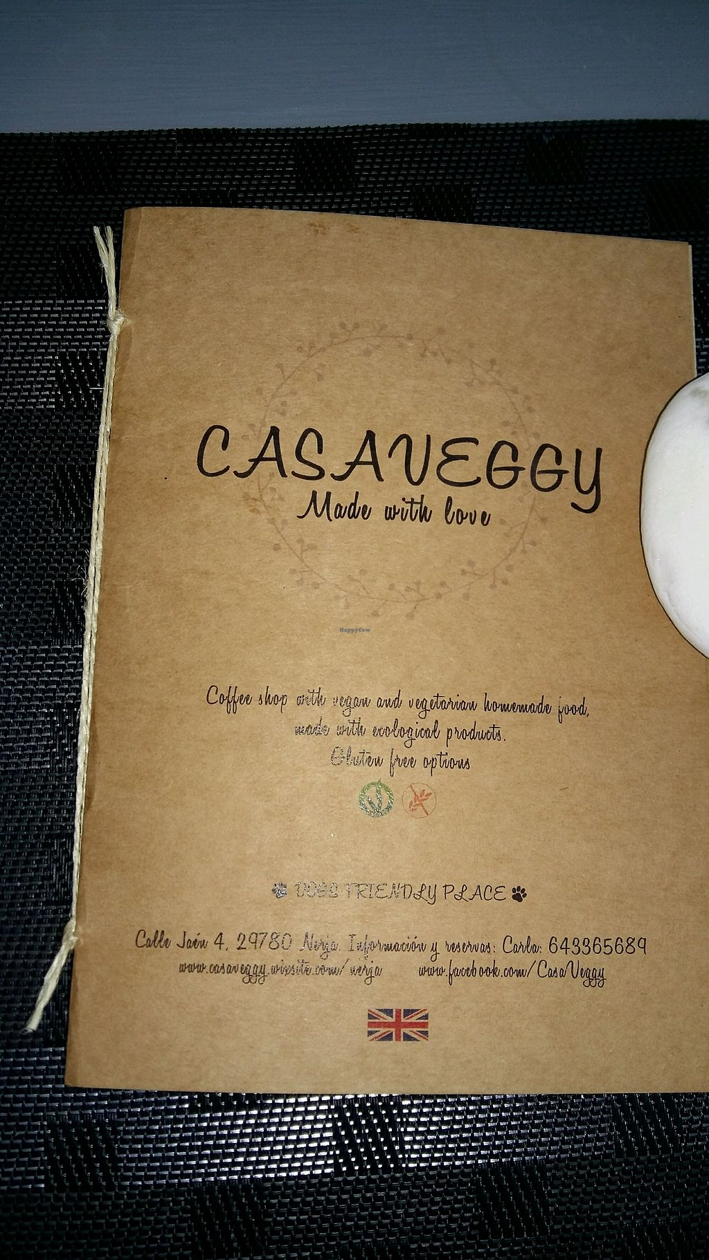 "Photo of Casa Veggy  by <a href=""/members/profile/Deligin"">Deligin</a> <br/>menu <br/> January 10, 2018  - <a href='/contact/abuse/image/108451/345042'>Report</a>"