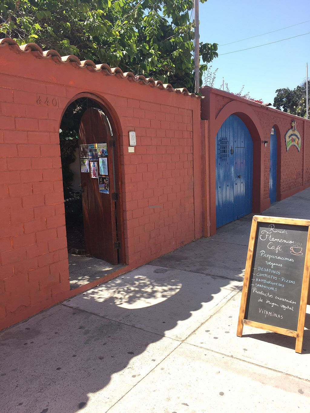 """Photo of Rincon Flamenco Cafe  by <a href=""""/members/profile/amysworld"""">amysworld</a> <br/>Entry from the street  <br/> March 9, 2018  - <a href='/contact/abuse/image/108510/368547'>Report</a>"""