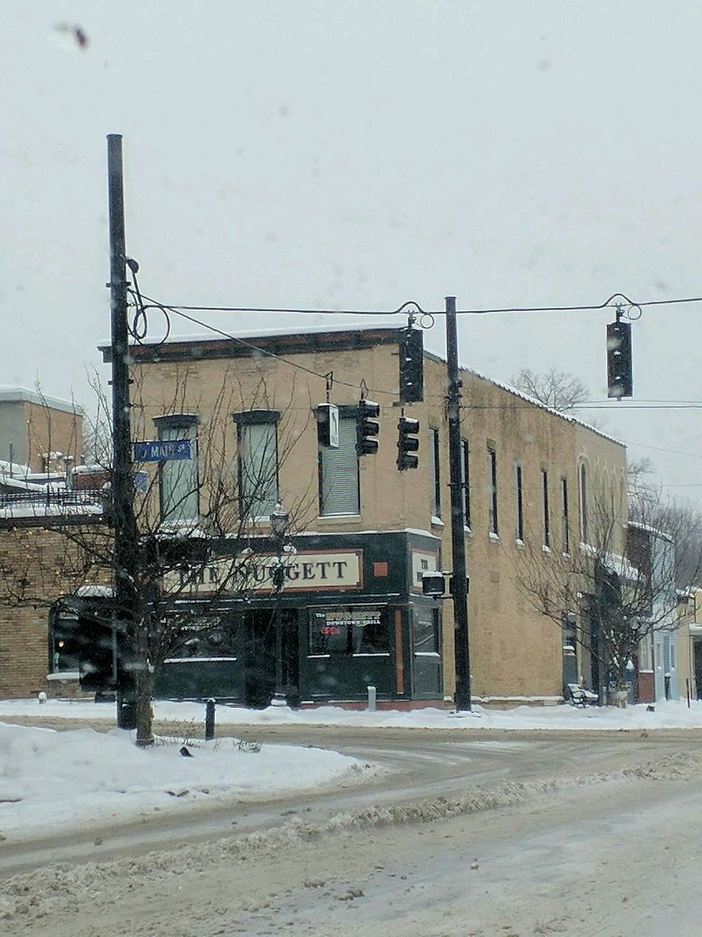 "Photo of The Nuggett Downtown Grill  by <a href=""/members/profile/WynterDulemba"">WynterDulemba</a> <br/>Downtown Niles, Corner of Main and 2nd <br/> January 6, 2018  - <a href='/contact/abuse/image/108515/343585'>Report</a>"