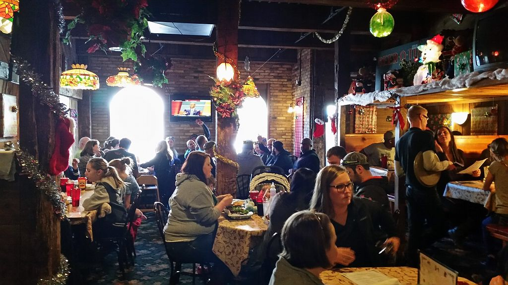 "Photo of The Nuggett Downtown Grill  by <a href=""/members/profile/WynterDulemba"">WynterDulemba</a> <br/>ICEFESTIVAL <br/> January 6, 2018  - <a href='/contact/abuse/image/108515/343619'>Report</a>"