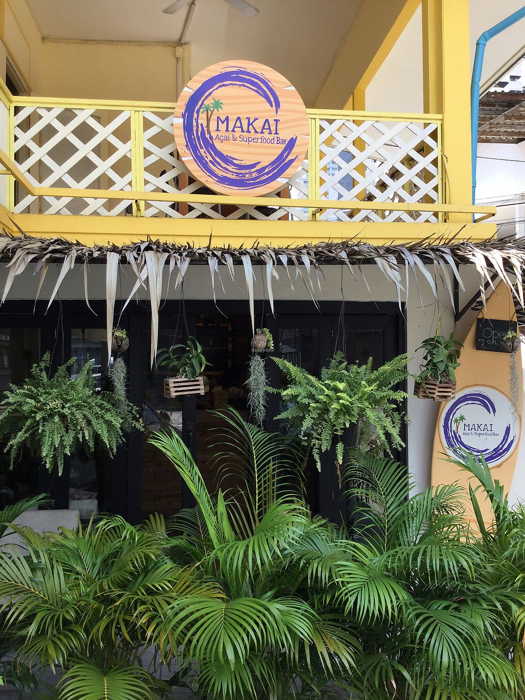 """Photo of MAKAI Açaí & Superfood Bar  by <a href=""""/members/profile/Mike%20Munsie"""">Mike Munsie</a> <br/>shop front <br/> March 2, 2018  - <a href='/contact/abuse/image/108532/365640'>Report</a>"""