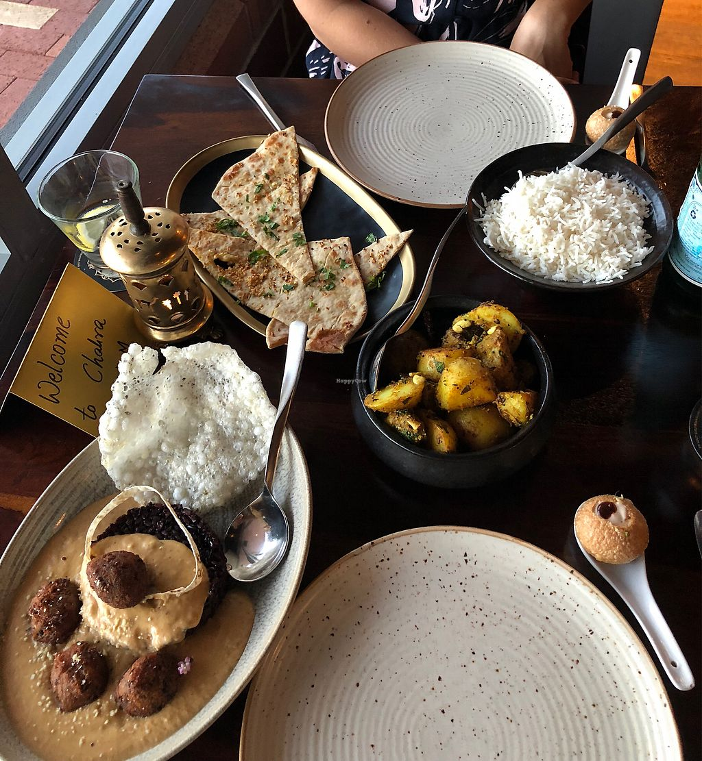 """Photo of Chakra Restaurant  by <a href=""""/members/profile/Bazzatron13"""">Bazzatron13</a> <br/>So yummy! <br/> February 23, 2018  - <a href='/contact/abuse/image/108533/362934'>Report</a>"""