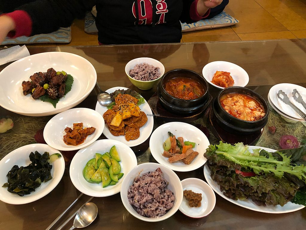 "Photo of Oh Se Gae Hyang - 오세계향  by <a href=""/members/profile/BCsin"">BCsin</a> <br/>Awesome Korean food <br/> December 31, 2017  - <a href='/contact/abuse/image/10860/341147'>Report</a>"