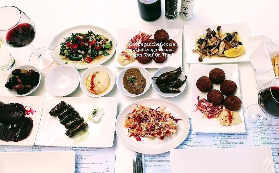 """Photo of Mezepoli Nicolway  by <a href=""""/members/profile/%C5%A0%C3%A1rkaHedstr%C3%B6m"""">ŠárkaHedström</a> <br/>Fantastic feast, buffet at your own table, super for sharing with delight in variety of flavours.  <br/> January 12, 2018  - <a href='/contact/abuse/image/108616/345844'>Report</a>"""