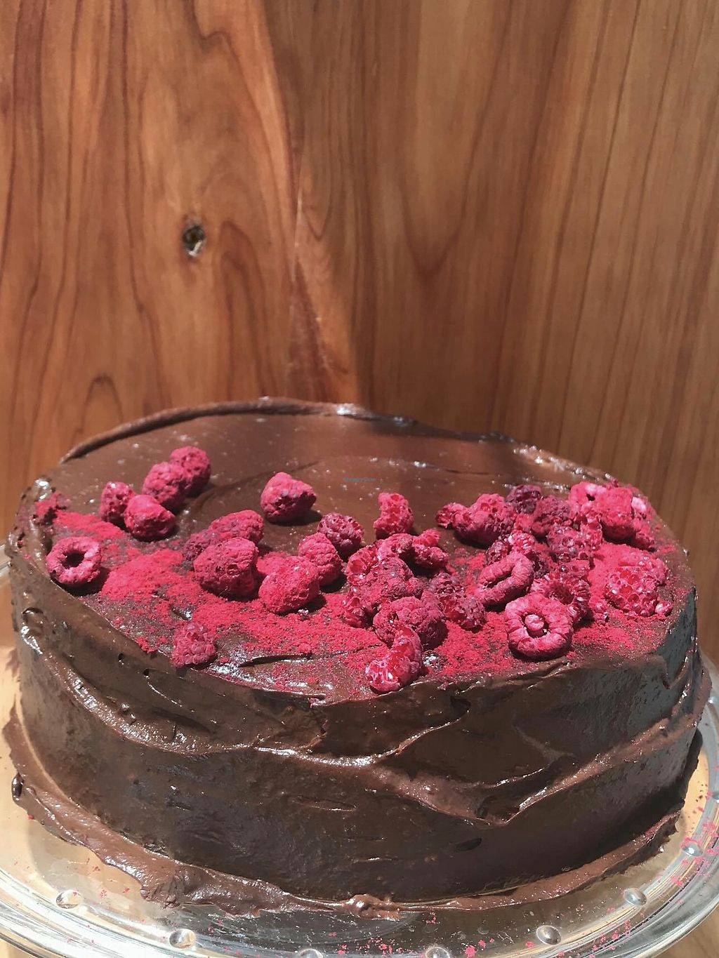 """Photo of The Pantry  by <a href=""""/members/profile/AngieDeMilo"""">AngieDeMilo</a> <br/>Vegan Chocolate Cake  <br/> January 19, 2018  - <a href='/contact/abuse/image/108619/348204'>Report</a>"""