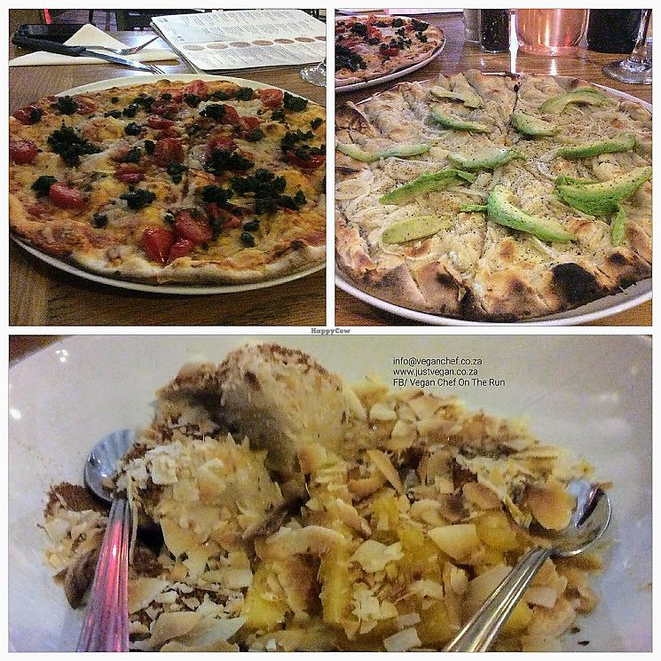 "Photo of Col'Cacchio Pizzeria - Montecasino  by <a href=""/members/profile/%C5%A0%C3%A1rkaHedstr%C3%B6m"">ŠárkaHedström</a> <br/>For a beautiful full on romantic #vegan #Monday night out, we highly recommend #ColCacchioPizzeria at #Montecasino <br/> January 14, 2018  - <a href='/contact/abuse/image/108661/346424'>Report</a>"