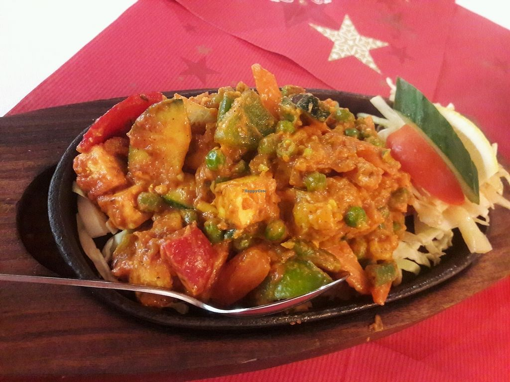 """Photo of Indien Mirchi  by <a href=""""/members/profile/JessicaM."""">JessicaM.</a> <br/>(vegetarisch) <br/> January 14, 2018  - <a href='/contact/abuse/image/108679/346508'>Report</a>"""