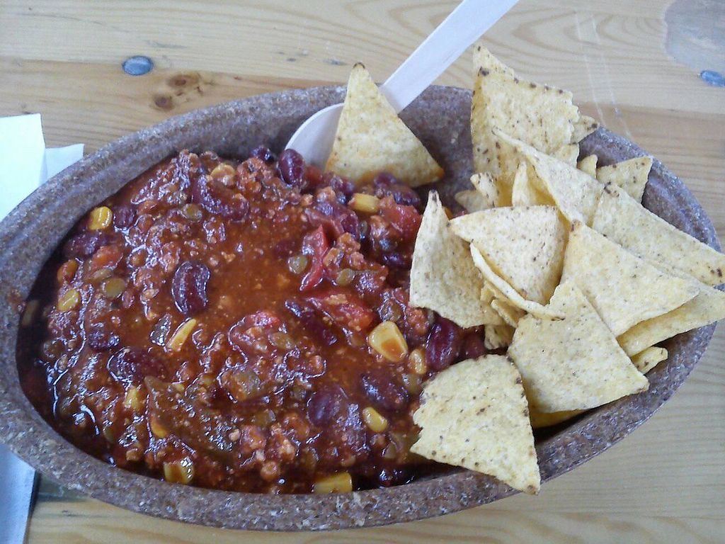 """Photo of Pietruszkowe Pole  by <a href=""""/members/profile/FernandoMoreira"""">FernandoMoreira</a> <br/>vegan chilli sin carne <br/> January 7, 2018  - <a href='/contact/abuse/image/108710/343906'>Report</a>"""