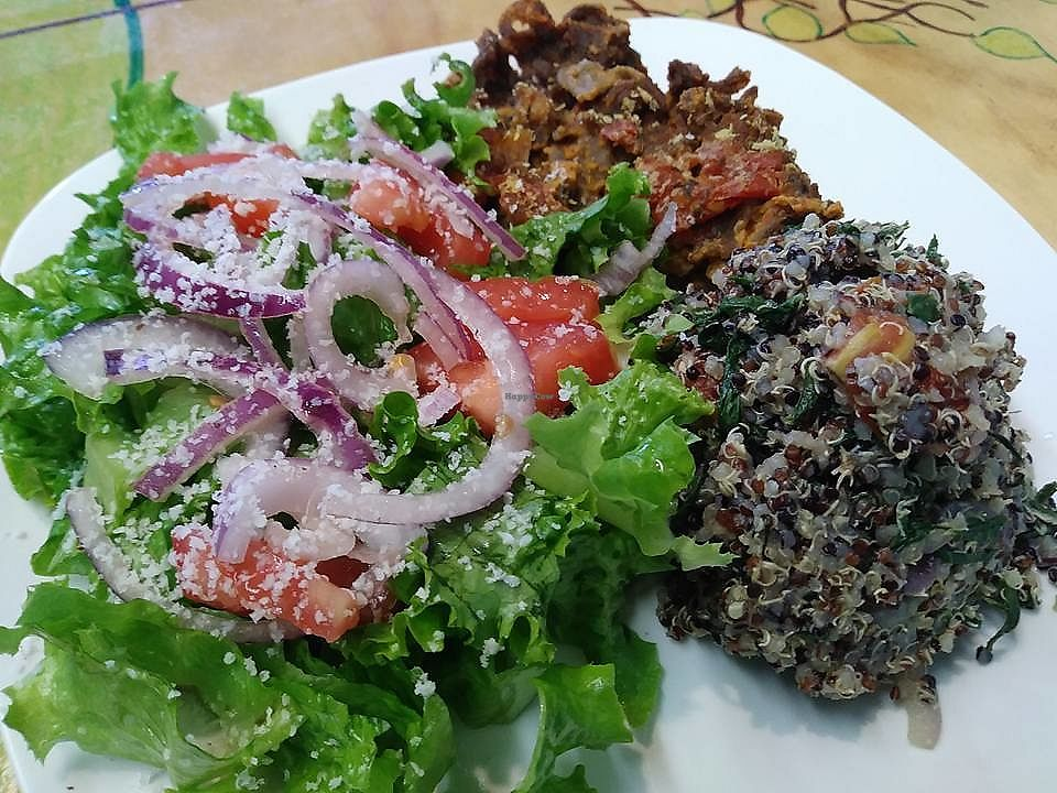 """Photo of Garden of Eat'n  by <a href=""""/members/profile/Valley%20Vegfest"""">Valley Vegfest</a> <br/>Garden of Eat'n is a neighborhood all organic, vegan cafe <br/> January 6, 2018  - <a href='/contact/abuse/image/108728/343487'>Report</a>"""