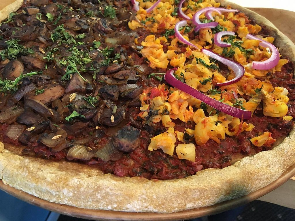 """Photo of Garden of Eat'n  by <a href=""""/members/profile/Valley%20Vegfest"""">Valley Vegfest</a> <br/>The menu changes daily-- call for details <br/> January 6, 2018  - <a href='/contact/abuse/image/108728/343488'>Report</a>"""