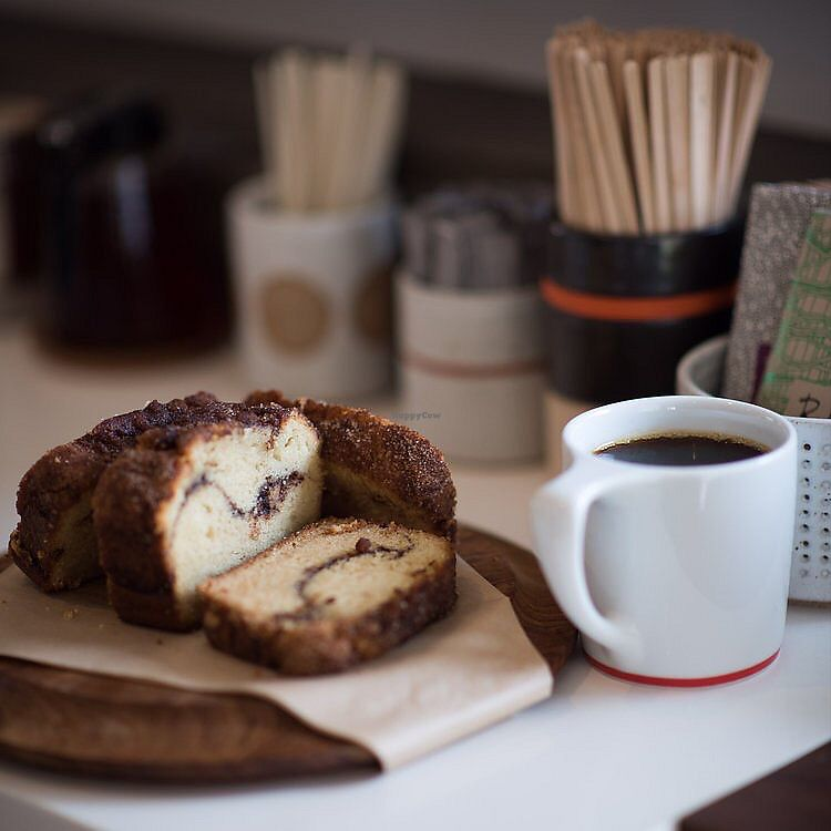 """Photo of Trilogy Coffee  by <a href=""""/members/profile/LauraYasmine"""">LauraYasmine</a> <br/>Organic coffee cake <br/> January 25, 2018  - <a href='/contact/abuse/image/108742/350706'>Report</a>"""