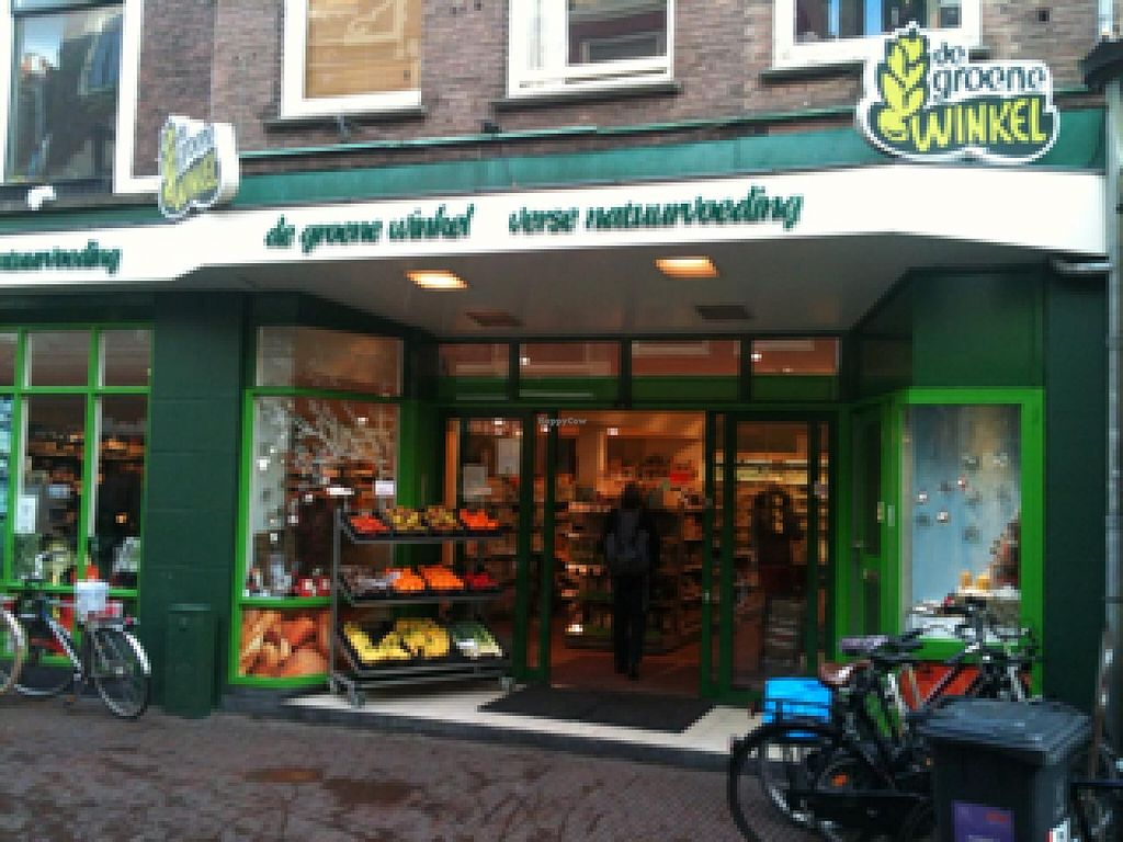 "Photo of CLOSED: De Groene Winkel  by <a href=""/members/profile/hack_man"">hack_man</a> <br/>Outside <br/> January 2, 2014  - <a href='/contact/abuse/image/10874/61546'>Report</a>"