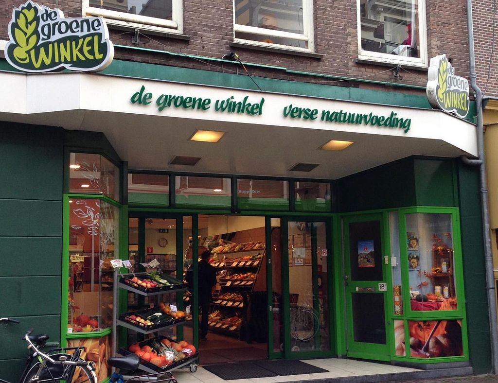 "Photo of CLOSED: De Groene Winkel  by <a href=""/members/profile/Pamina"">Pamina</a> <br/>De Groene Winkel - Utrecht <br/> November 3, 2014  - <a href='/contact/abuse/image/10874/84465'>Report</a>"