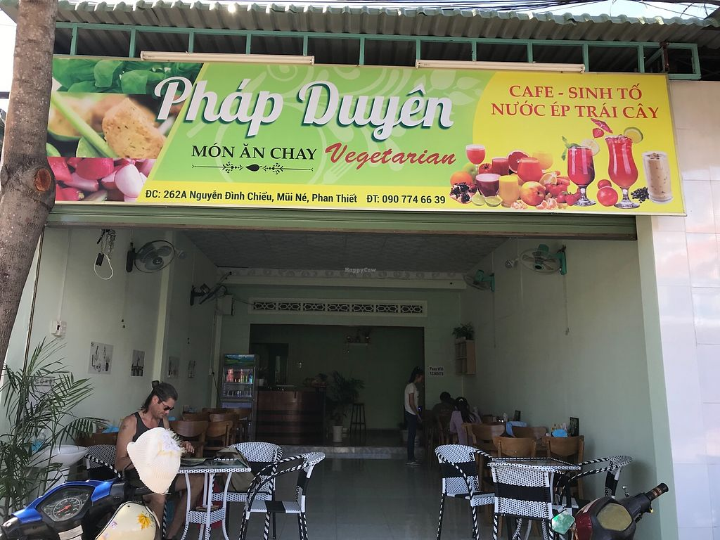 """Photo of Phap Duyen Mon An Chay  by <a href=""""/members/profile/kezia"""">kezia</a> <br/>Front of the restaurant  <br/> January 7, 2018  - <a href='/contact/abuse/image/108756/343919'>Report</a>"""