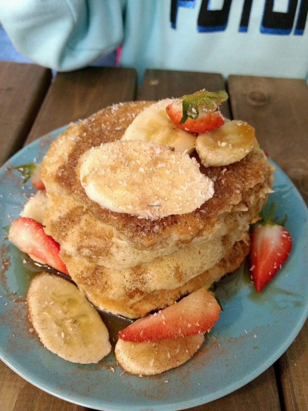 """Photo of Seeds for the Soul  by <a href=""""/members/profile/craigmc"""">craigmc</a> <br/>pancakes wiyh maple syrup <br/> April 15, 2018  - <a href='/contact/abuse/image/108790/386275'>Report</a>"""