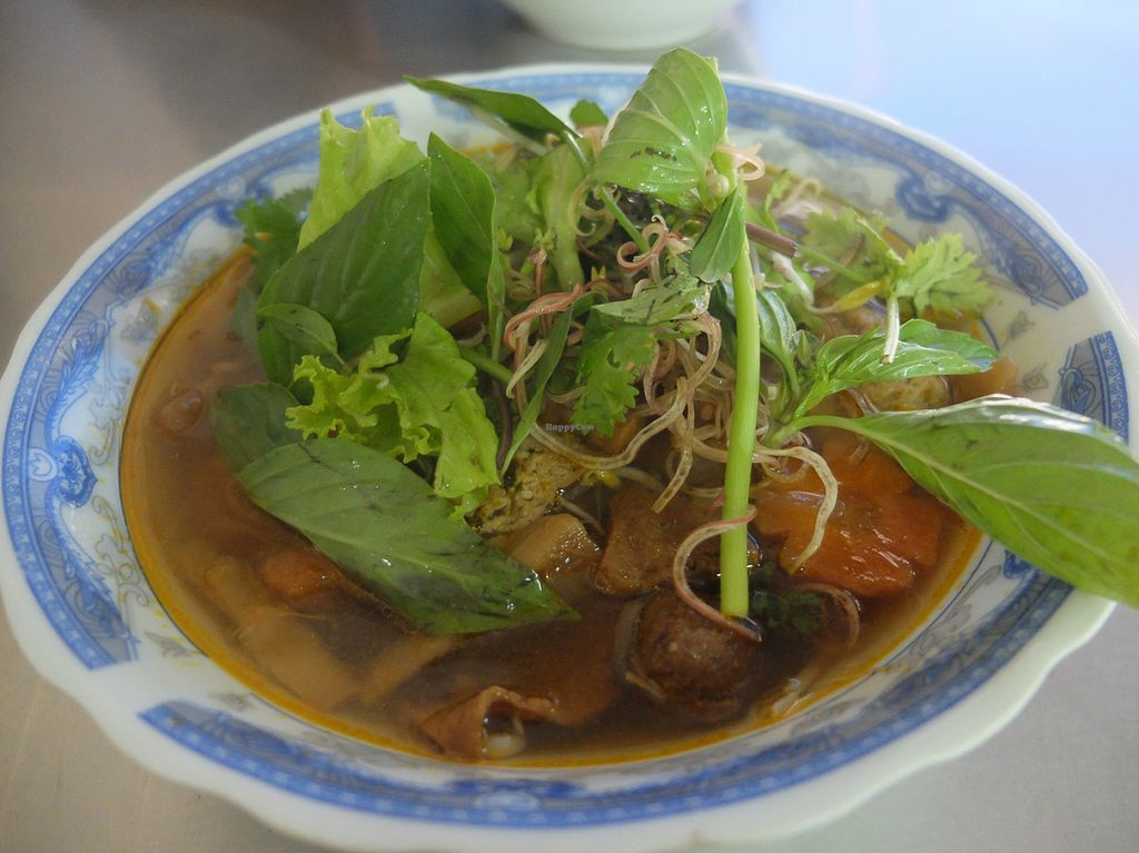 "Photo of Tinh Tam  by <a href=""/members/profile/RoryTravelsAnywhere"">RoryTravelsAnywhere</a> <br/>noodle soup <br/> May 18, 2016  - <a href='/contact/abuse/image/10881/149751'>Report</a>"