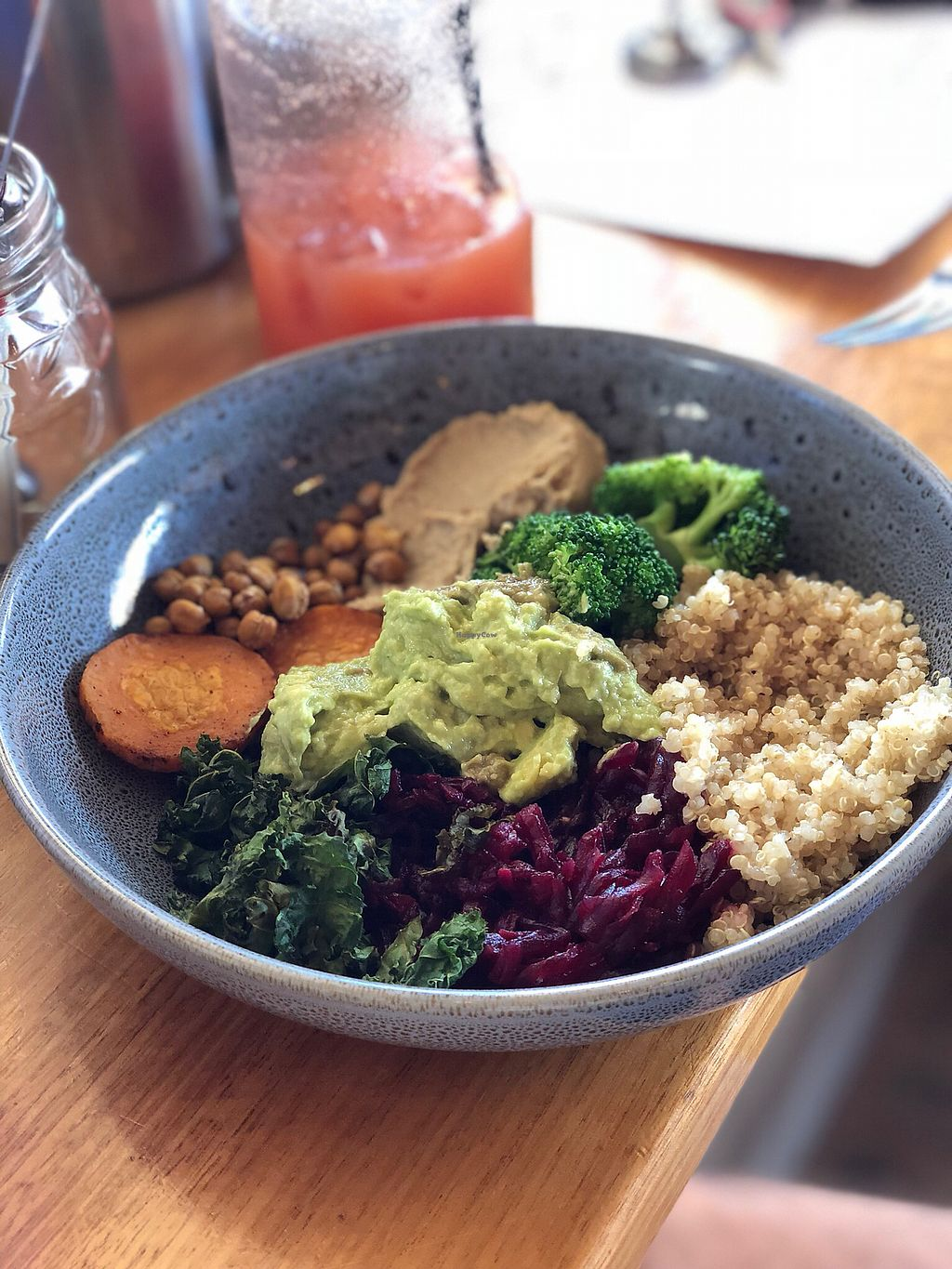 "Photo of Doc Yarrum Cafe  by <a href=""/members/profile/Zacthevegan"">Zacthevegan</a> <br/>Health Nut bowl <br/> January 7, 2018  - <a href='/contact/abuse/image/108833/343959'>Report</a>"