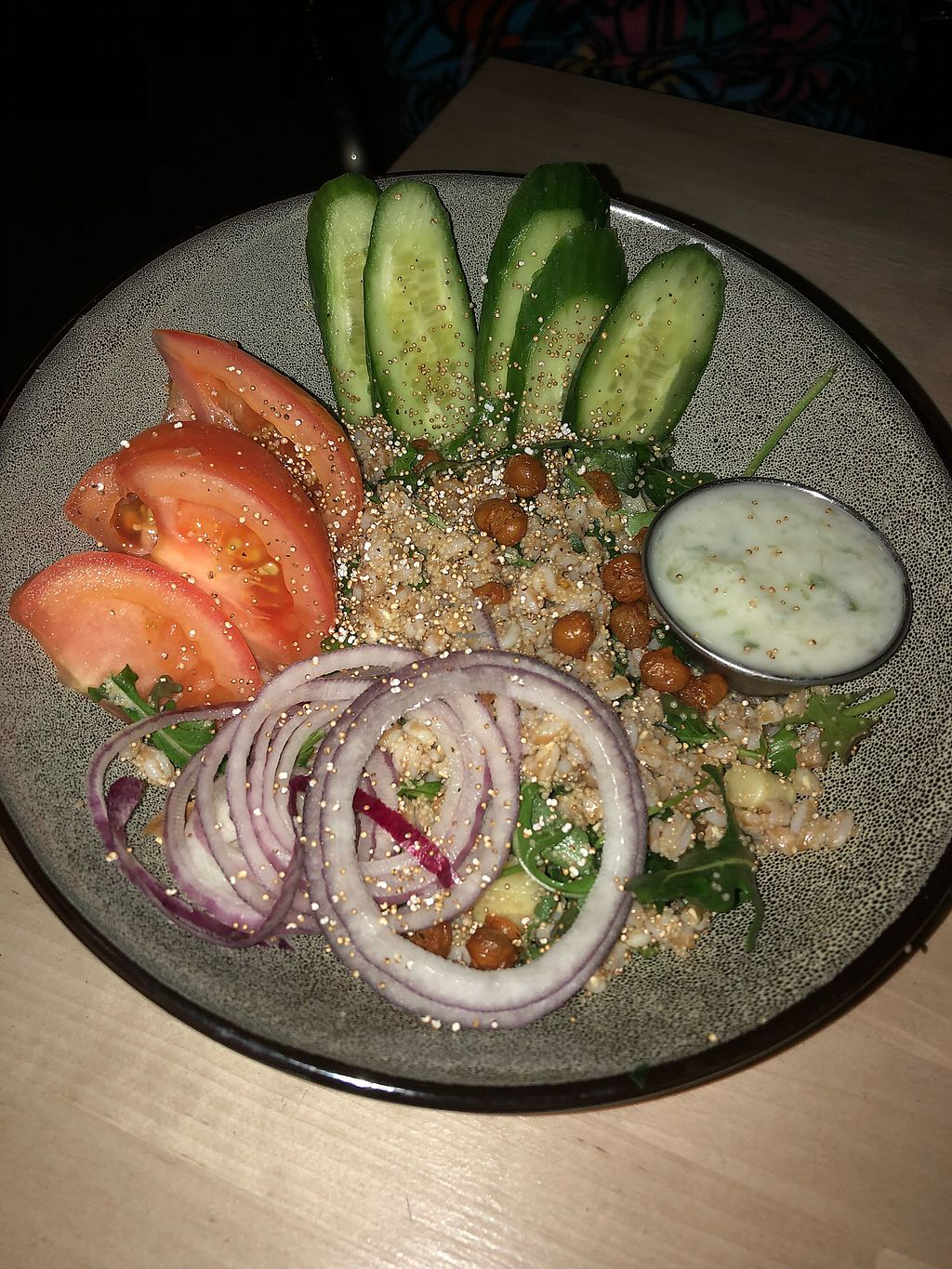 """Photo of Second Nature  by <a href=""""/members/profile/mooch255"""">mooch255</a> <br/>Ancient grains bowl  <br/> January 7, 2018  - <a href='/contact/abuse/image/108840/343792'>Report</a>"""