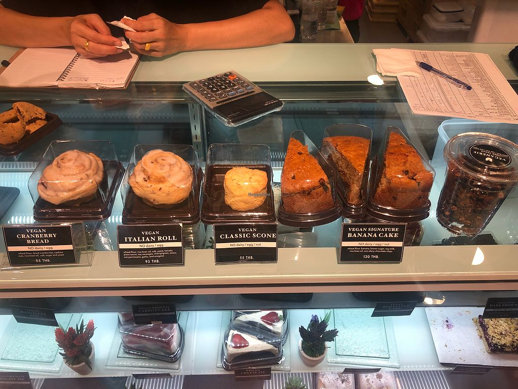 """Photo of Veganerie - Central Plaza  by <a href=""""/members/profile/JohnColeman"""">JohnColeman</a> <br/>A small selection of what's on offer <br/> January 7, 2018  - <a href='/contact/abuse/image/108845/343852'>Report</a>"""