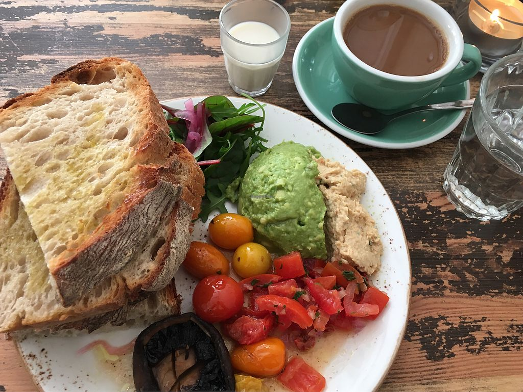 """Photo of STHLM Brunch Club  by <a href=""""/members/profile/Owen2393"""">Owen2393</a> <br/>Vegan brunch <br/> March 15, 2018  - <a href='/contact/abuse/image/108894/371055'>Report</a>"""