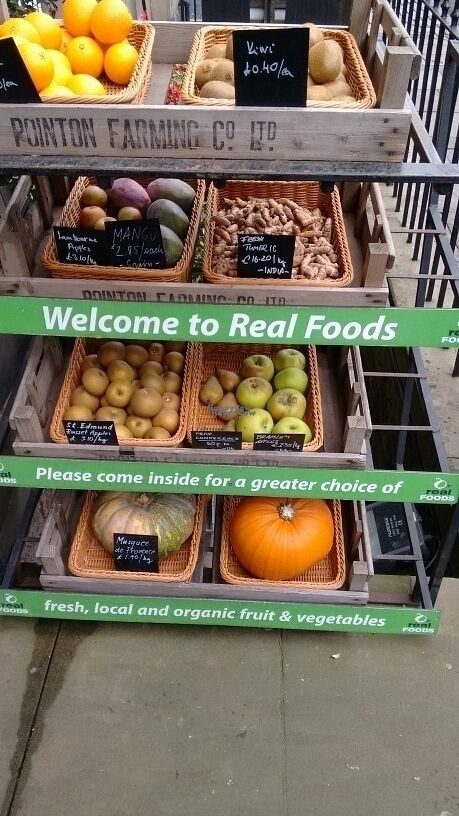 """Photo of Real Foods  by <a href=""""/members/profile/craigmc"""">craigmc</a> <br/>organic <br/> October 11, 2016  - <a href='/contact/abuse/image/1088/181371'>Report</a>"""
