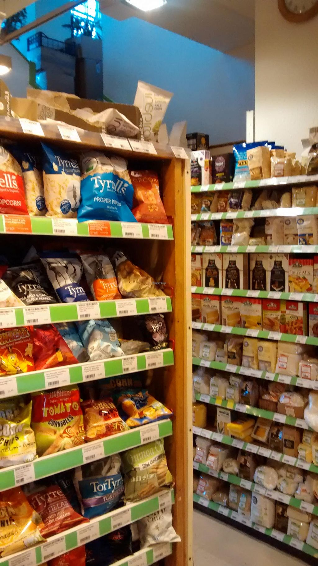 """Photo of Real Foods  by <a href=""""/members/profile/craigmc"""">craigmc</a> <br/>Snacks and flours <br/> February 6, 2014  - <a href='/contact/abuse/image/1088/63795'>Report</a>"""