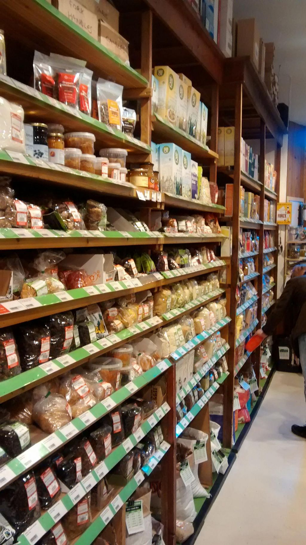"""Photo of Real Foods  by <a href=""""/members/profile/craigmc"""">craigmc</a> <br/>Great selection  <br/> February 6, 2014  - <a href='/contact/abuse/image/1088/63796'>Report</a>"""
