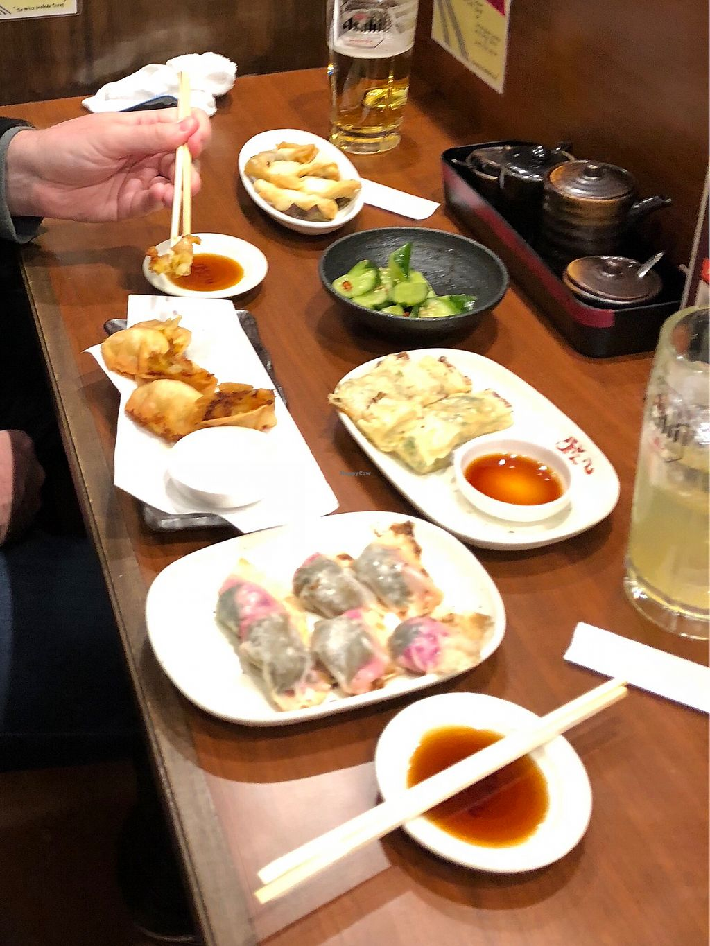 "Photo of Chao Chao Gyoza Shijo-Kawaramachi  by <a href=""/members/profile/zoeandflopsy"">zoeandflopsy</a> <br/>Gyoza  <br/> January 8, 2018  - <a href='/contact/abuse/image/108953/344194'>Report</a>"