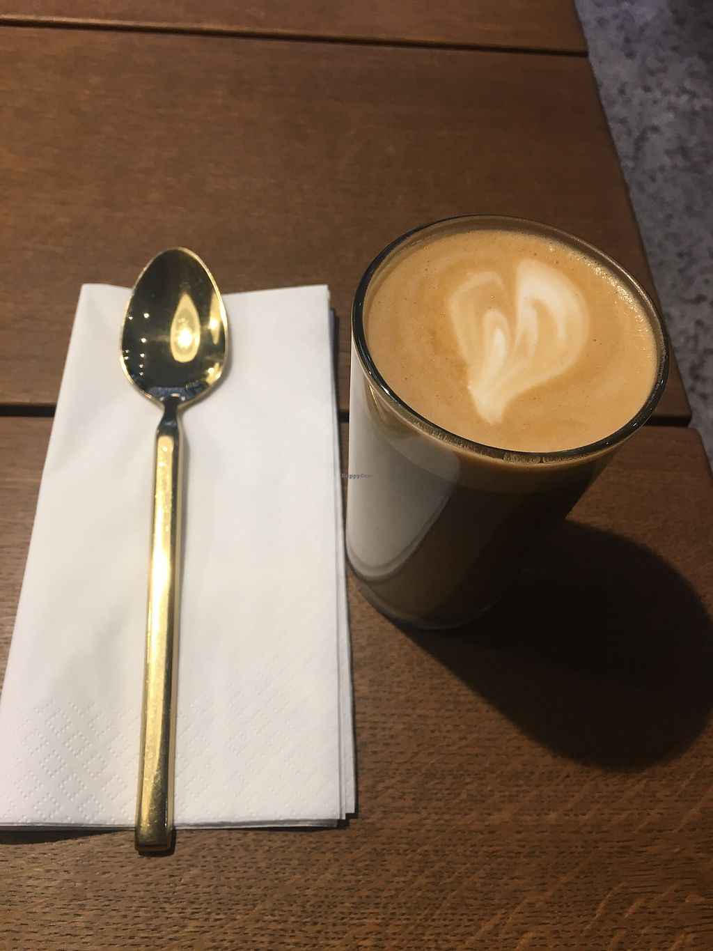 """Photo of Bowl Market  by <a href=""""/members/profile/Sorana"""">Sorana</a> <br/>Latte made with Oatly milk <br/> January 28, 2018  - <a href='/contact/abuse/image/108954/351943'>Report</a>"""