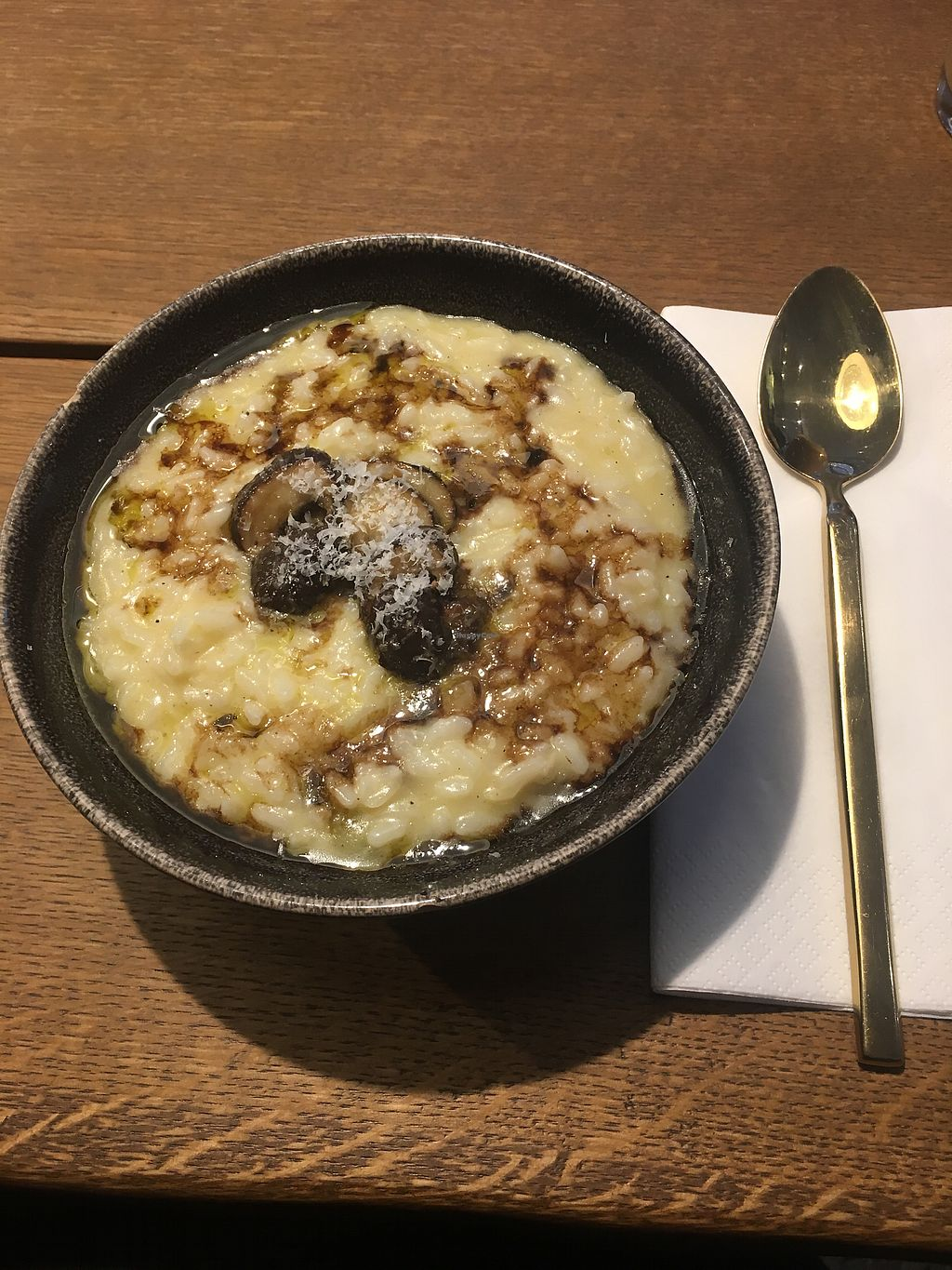 """Photo of Bowl Market  by <a href=""""/members/profile/Sorana"""">Sorana</a> <br/>Risotto with pickles <br/> January 28, 2018  - <a href='/contact/abuse/image/108954/351944'>Report</a>"""