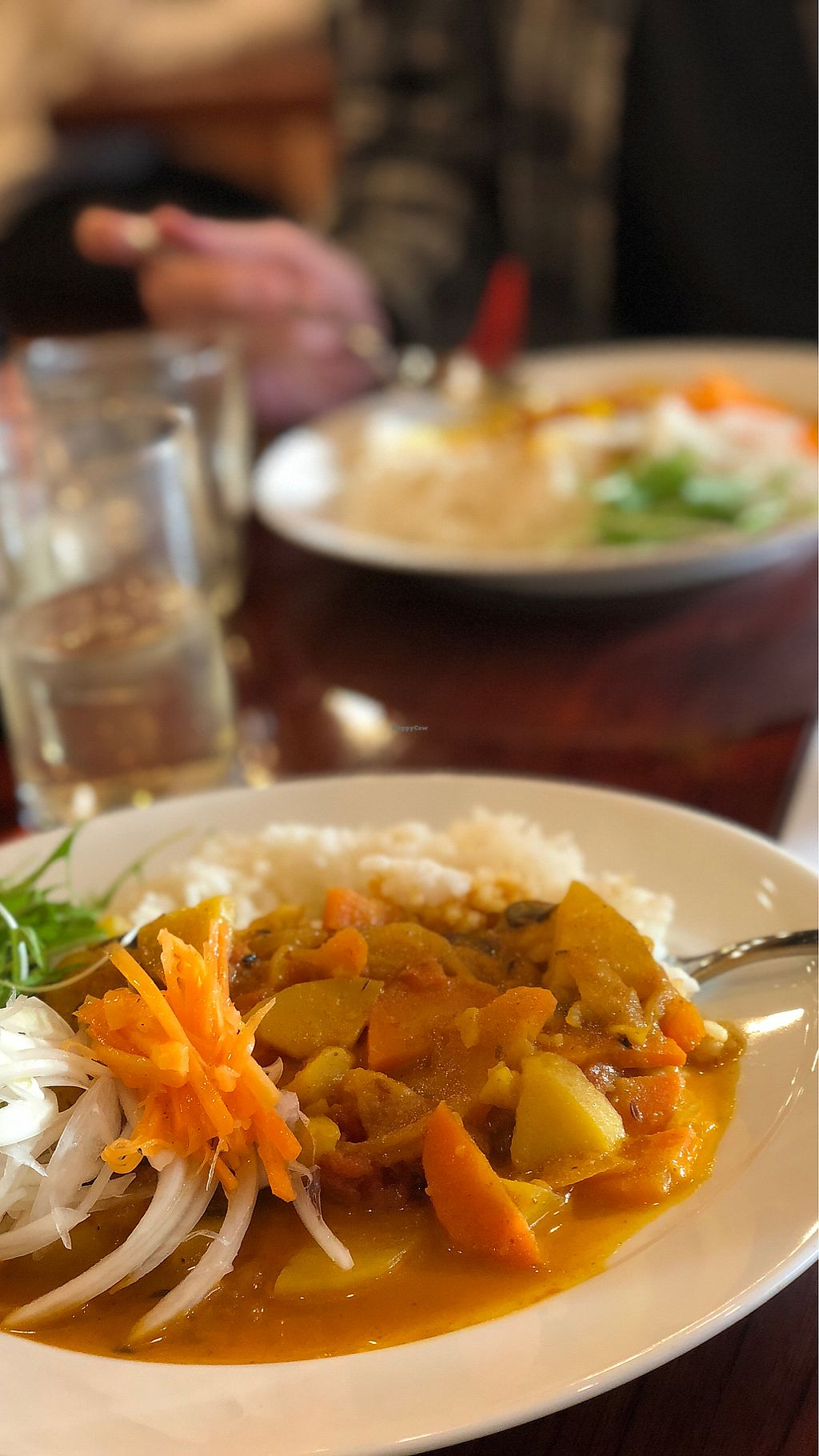 "Photo of Organic Cafe Soil  by <a href=""/members/profile/CarlyHitchcock"">CarlyHitchcock</a> <br/>Vegetable curry  <br/> January 9, 2018  - <a href='/contact/abuse/image/108962/344658'>Report</a>"