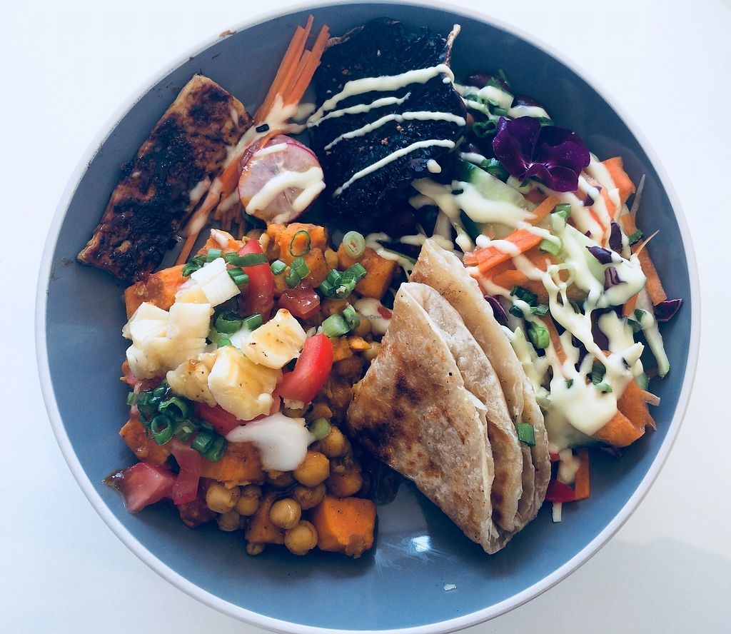 """Photo of BBVegan  by <a href=""""/members/profile/Megsriley_82"""">Megsriley_82</a> <br/>Bliss bowl  <br/> April 15, 2018  - <a href='/contact/abuse/image/108968/386278'>Report</a>"""