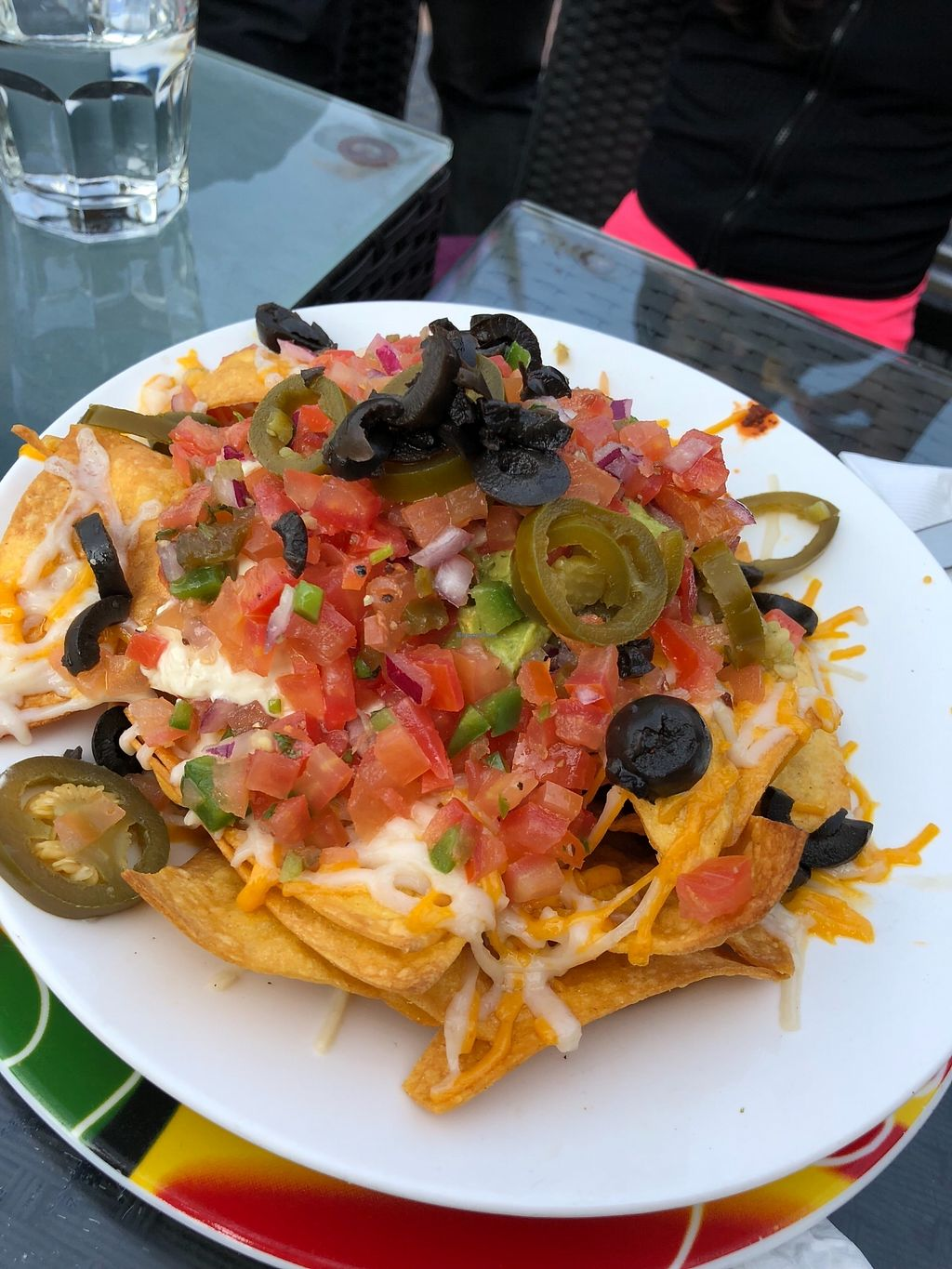 "Photo of Hemingway's By The Bay  by <a href=""/members/profile/AndreaRichey"">AndreaRichey</a> <br/>Vegan nachos <br/> February 18, 2018  - <a href='/contact/abuse/image/108974/360998'>Report</a>"