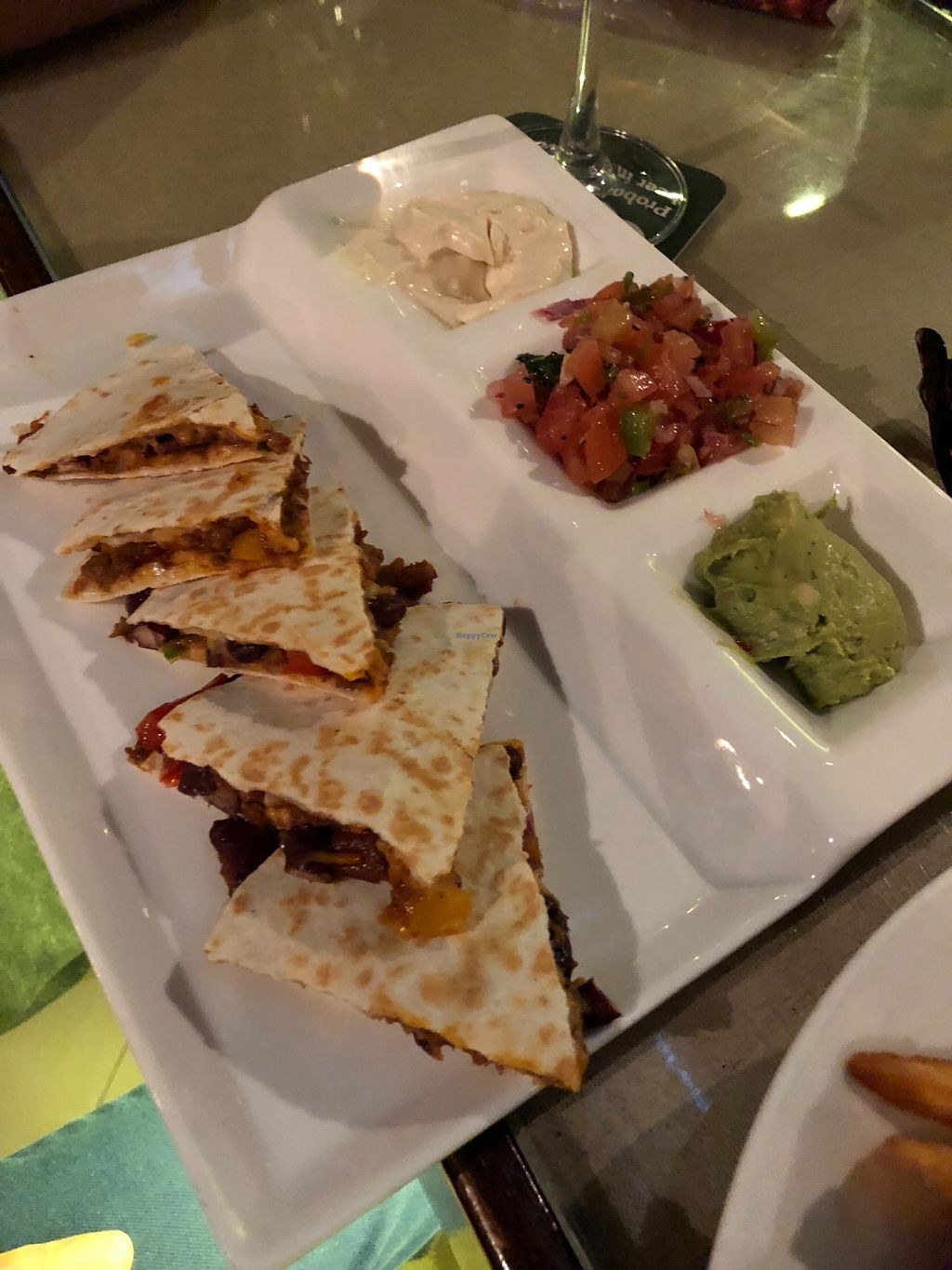 "Photo of Hemingway's By The Bay  by <a href=""/members/profile/AndreaRichey"">AndreaRichey</a> <br/>Quesadillas <br/> February 18, 2018  - <a href='/contact/abuse/image/108974/361000'>Report</a>"