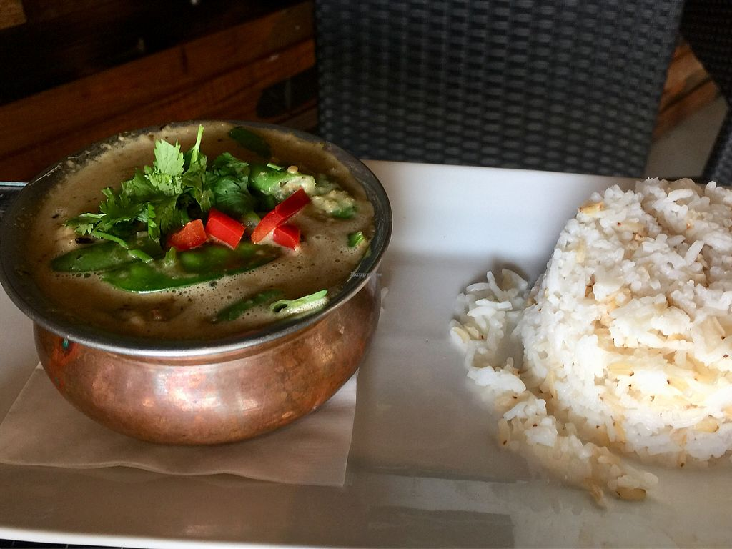 "Photo of Hemingway's By The Bay  by <a href=""/members/profile/ChristineAY"">ChristineAY</a> <br/>Veggies curry  <br/> March 24, 2018  - <a href='/contact/abuse/image/108974/375144'>Report</a>"