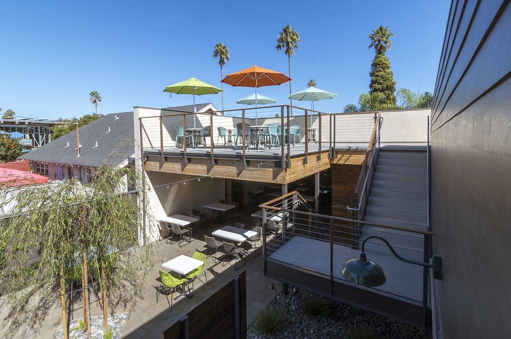 "Photo of OB Garden Cafe  by <a href=""/members/profile/ronaldm"">ronaldm</a> <br/>2nd floor patio seating! <br/> January 22, 2018  - <a href='/contact/abuse/image/109047/349892'>Report</a>"