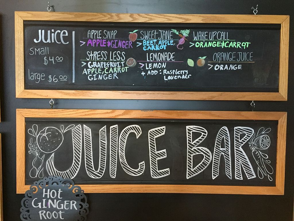 """Photo of Uncommon Grounds  by <a href=""""/members/profile/shellxvictoria"""">shellxvictoria</a> <br/>Vegan fresh pressed juice <br/> January 11, 2018  - <a href='/contact/abuse/image/109085/345269'>Report</a>"""