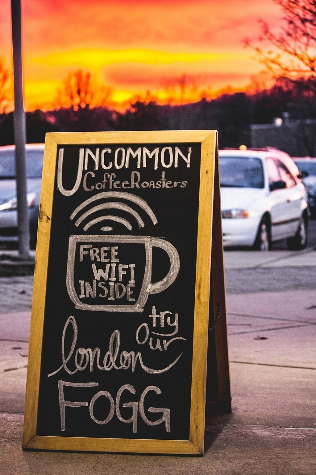 """Photo of Uncommon Grounds  by <a href=""""/members/profile/shellxvictoria"""">shellxvictoria</a> <br/>Free Wifi <br/> February 14, 2018  - <a href='/contact/abuse/image/109085/359456'>Report</a>"""