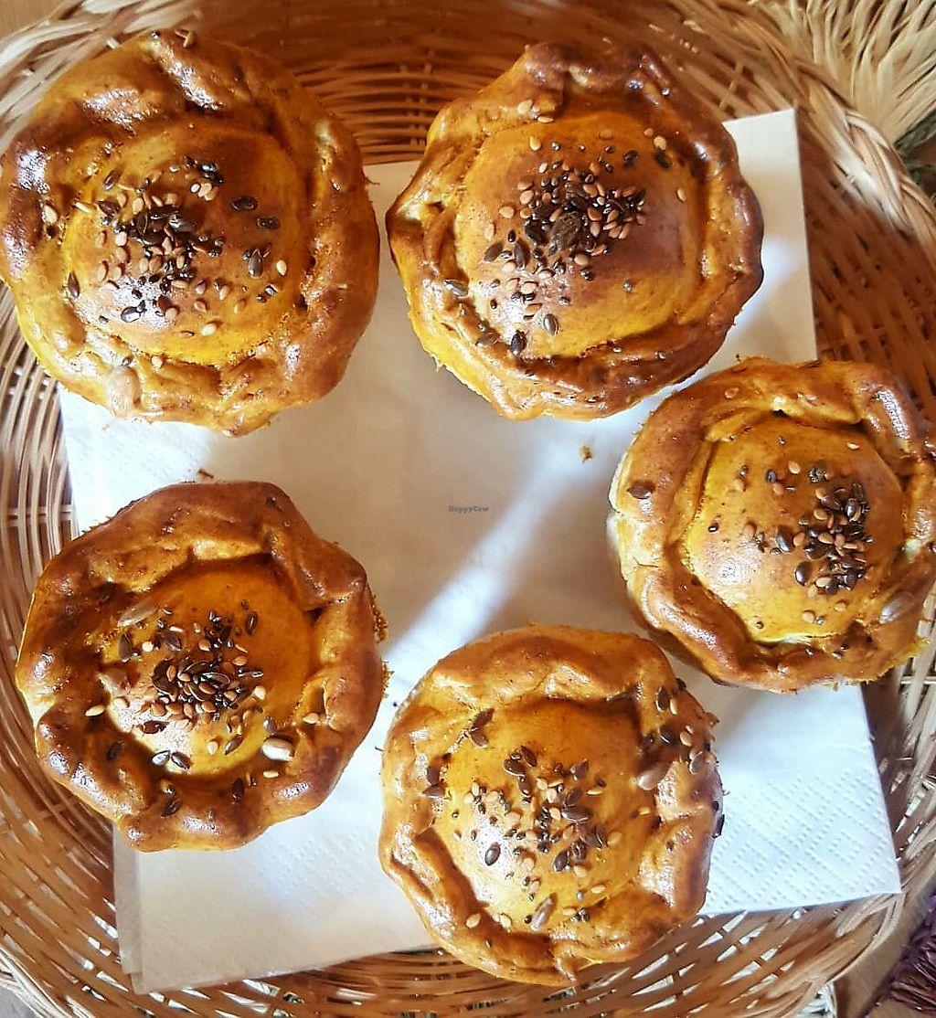 "Photo of Dona Flor Café - Chiado  by <a href=""/members/profile/Vera%20Peres"">Vera Peres</a> <br/>Vegan tofu pies  <br/> January 9, 2018  - <a href='/contact/abuse/image/109088/344793'>Report</a>"