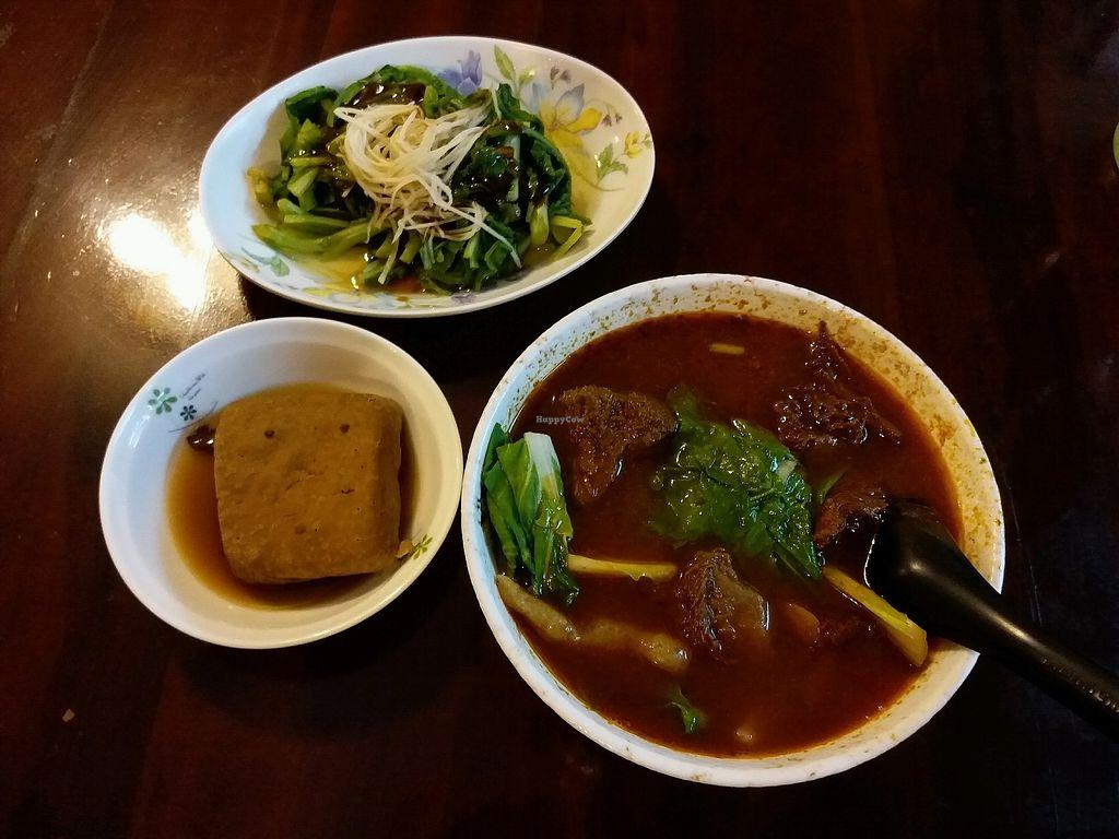 "Photo of SuShi Qie Zhi - Vegan Tomato Beef Noodle  by <a href=""/members/profile/ouikouik"">ouikouik</a> <br/>SuShi Qie Zhi - Vegan Tomato Beef Noodle <br/> January 17, 2018  - <a href='/contact/abuse/image/109090/347693'>Report</a>"