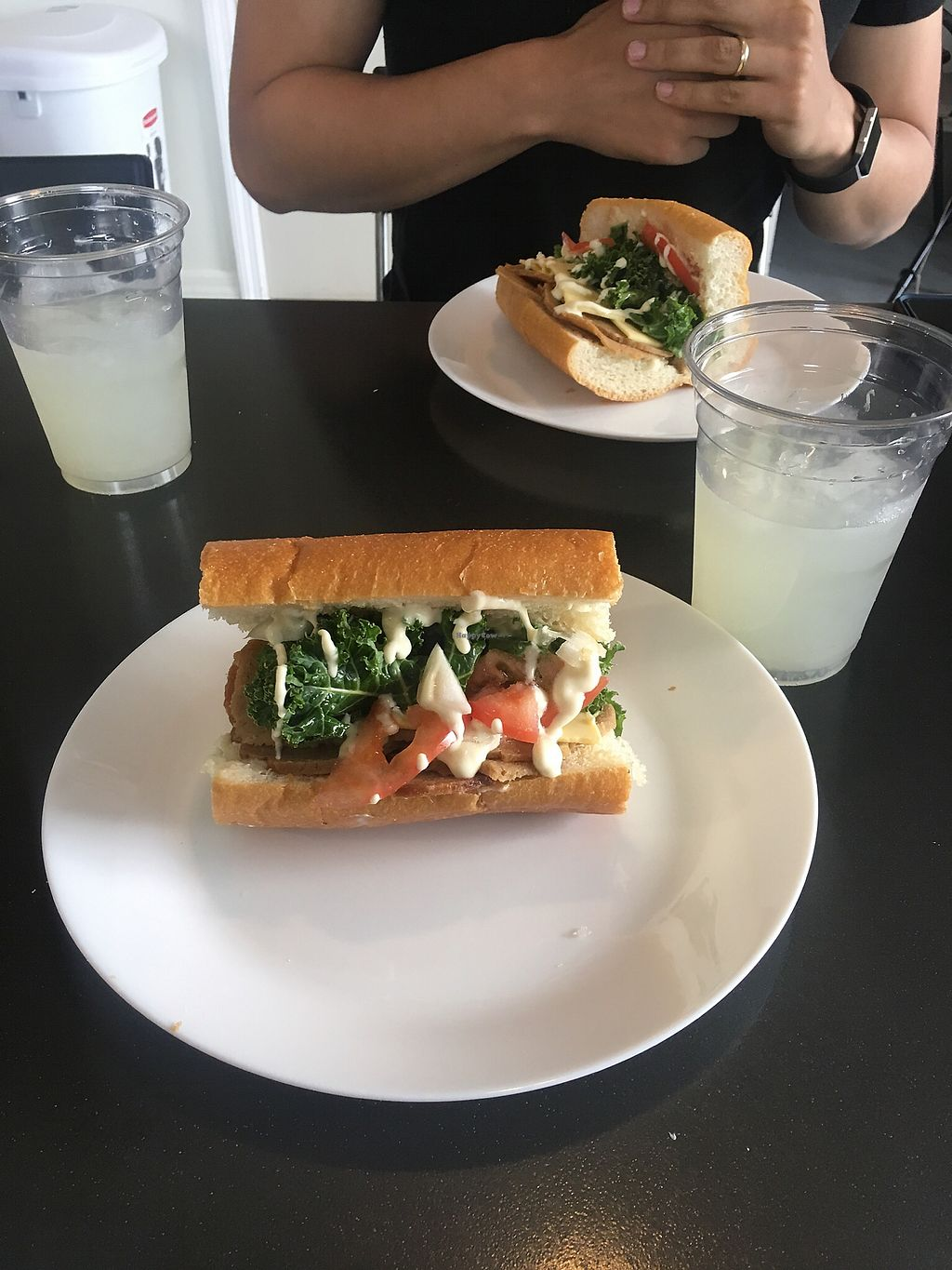 """Photo of Wildflower Vegan Co. Featuring Burnamup  by <a href=""""/members/profile/ml23x"""">ml23x</a> <br/>Sammies <br/> February 2, 2018  - <a href='/contact/abuse/image/109093/353941'>Report</a>"""