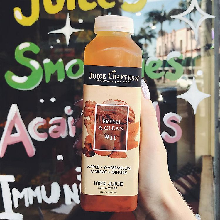 """Photo of Juice Crafters  by <a href=""""/members/profile/JuiceCrafters"""">JuiceCrafters</a> <br/>FRESH & CLEAN #11 <br/> January 10, 2018  - <a href='/contact/abuse/image/109103/345209'>Report</a>"""