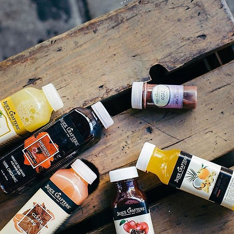 """Photo of Juice Crafters  by <a href=""""/members/profile/JuiceCrafters"""">JuiceCrafters</a> <br/>COLD PRESSED JUICE <br/> January 10, 2018  - <a href='/contact/abuse/image/109104/345213'>Report</a>"""