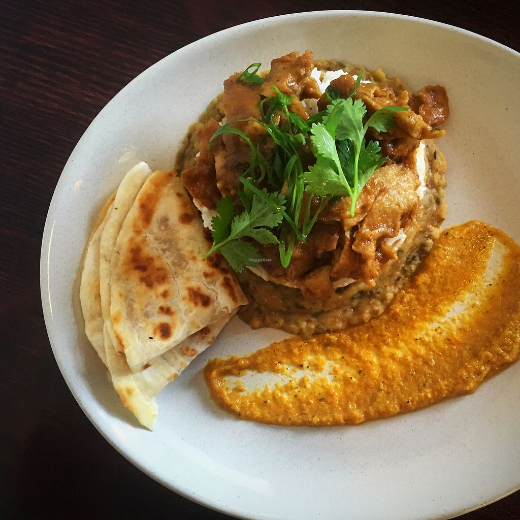 "Photo of Cafe Nowa  by <a href=""/members/profile/Mslanei"">Mslanei</a> <br/>'Chicken' curry <br/> February 21, 2018  - <a href='/contact/abuse/image/109117/361953'>Report</a>"