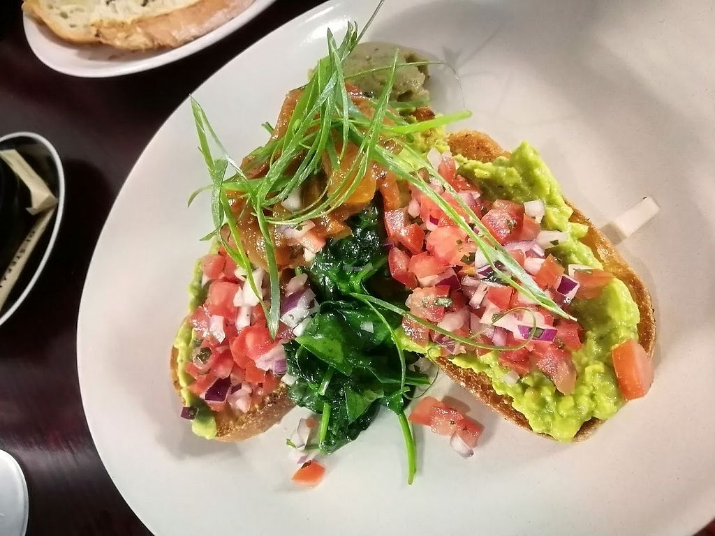 "Photo of Cafe Nowa  by <a href=""/members/profile/RachMeow"">RachMeow</a> <br/>avo smash with chili jam instead of pesto <br/> April 8, 2018  - <a href='/contact/abuse/image/109117/382322'>Report</a>"